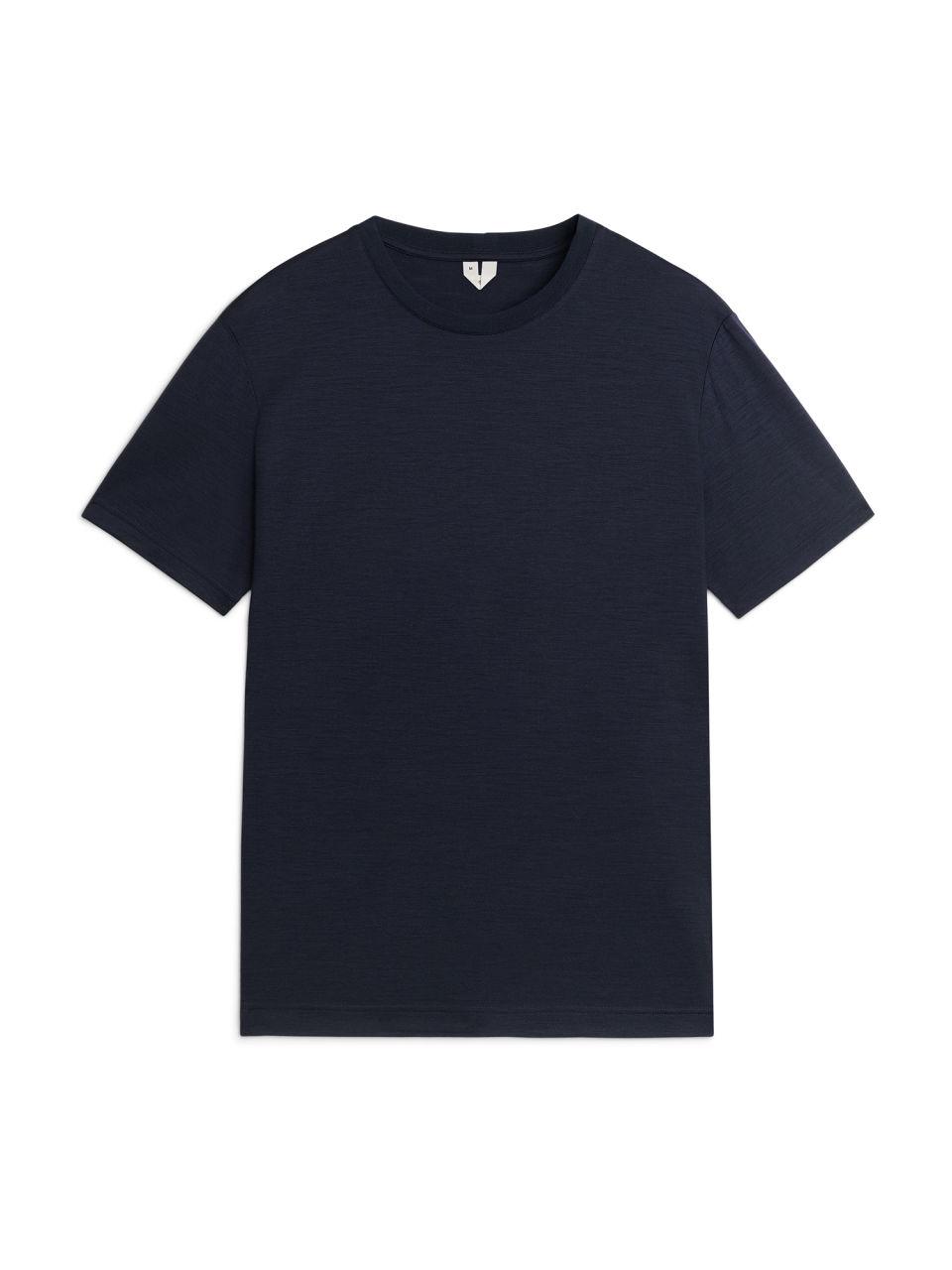 Merino T-Shirt - Blue