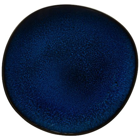 Lave bleu Salattallerken