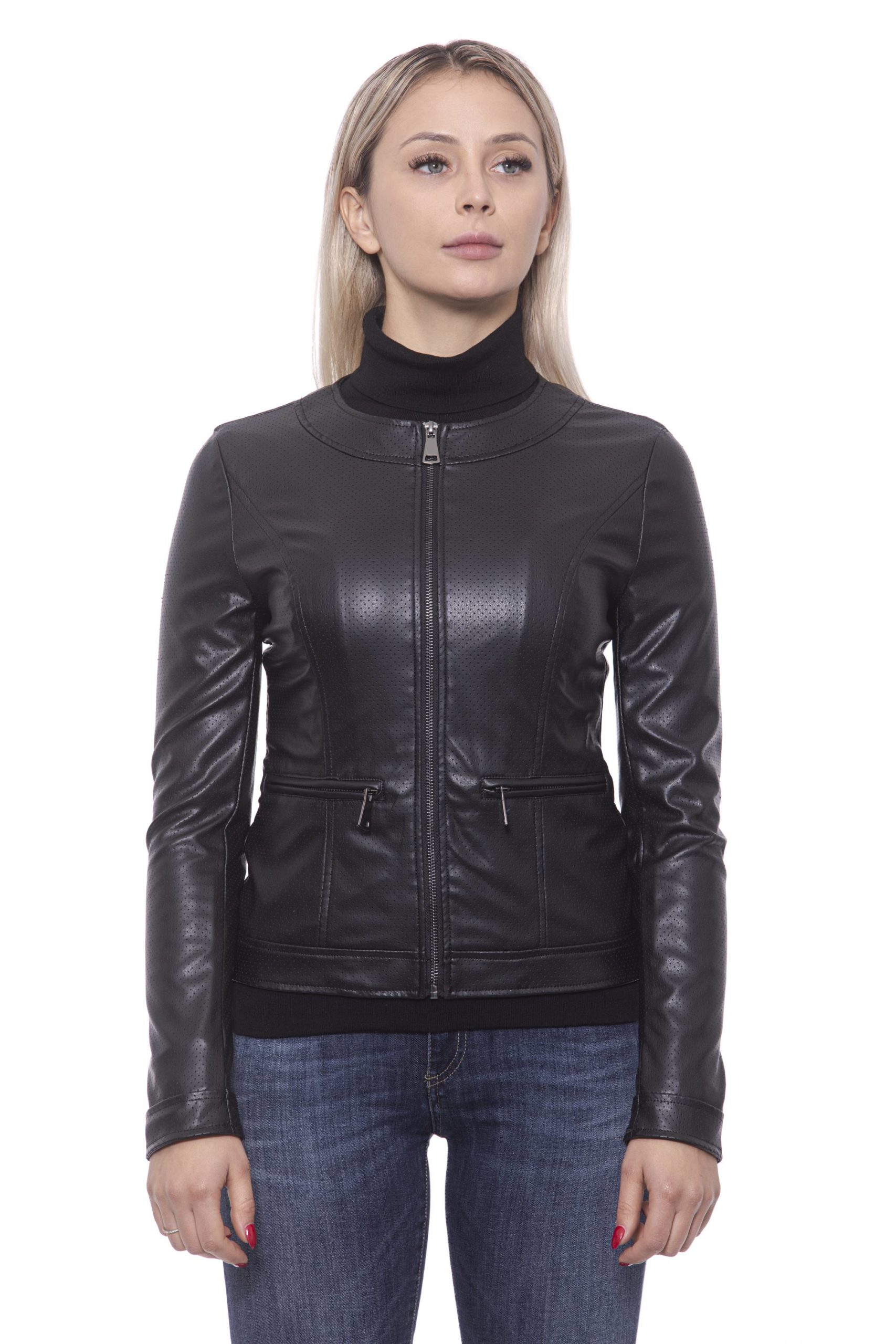 19V69 Italia Women's Nero Jacket 191388278 - M