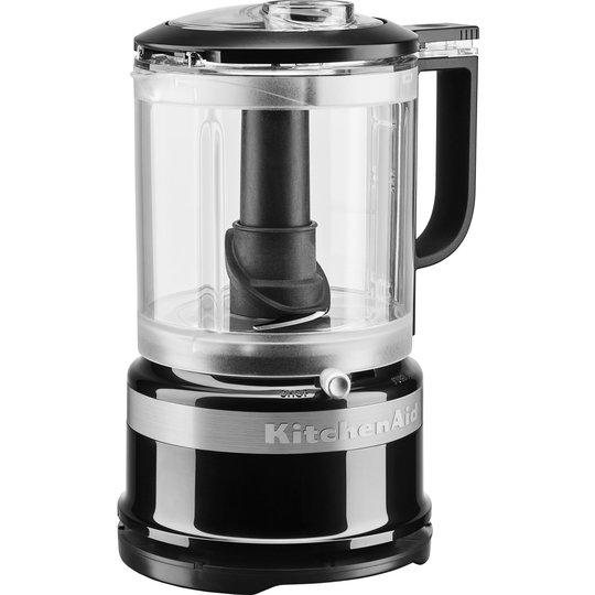 KitchenAid 5KFC0516 1,19 Liter Mini matberedare Svart