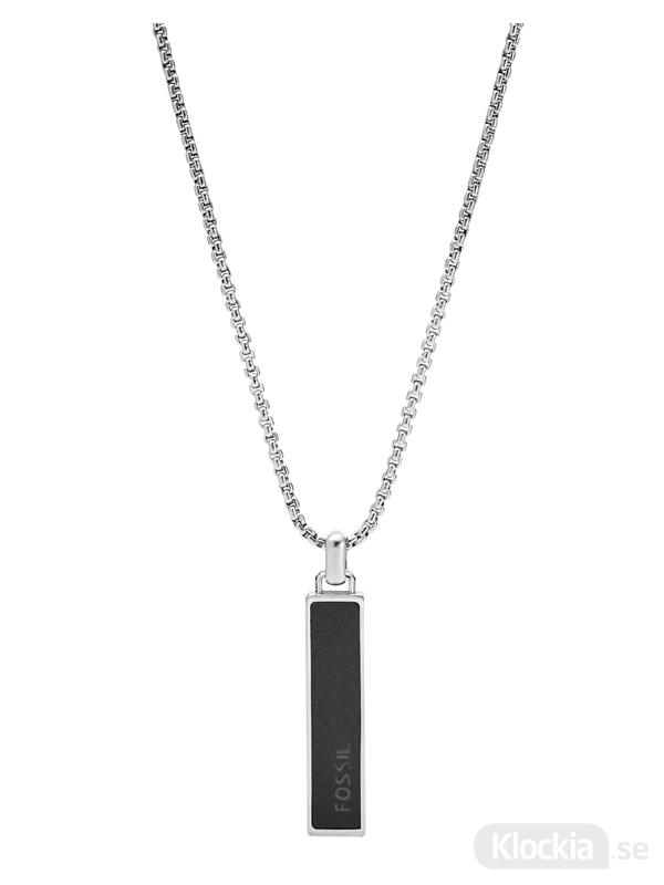 Herrsmycke FOSSIL Halsband JF03440040