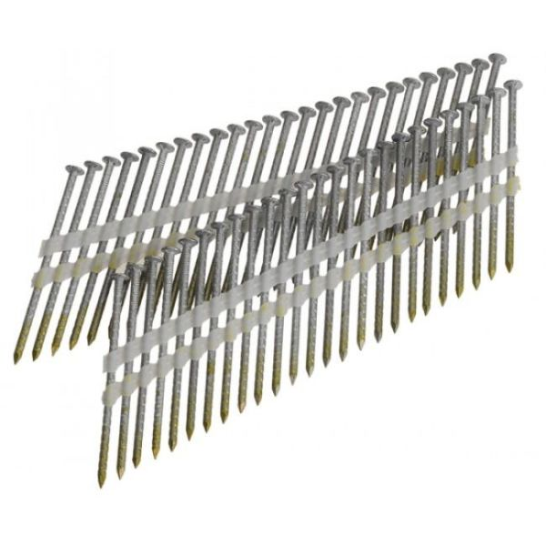 Aerfast AN30041 Spiker varmgalvanisert, 21°, 600-pakning 50x2,8 mm