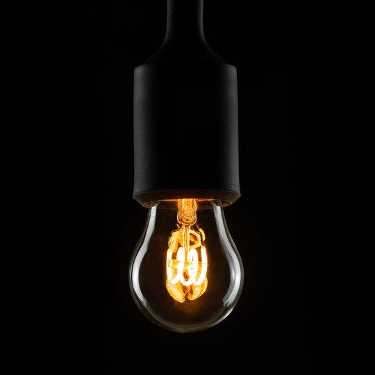 LED-lamppu Curved Line E27 2,7 W 922