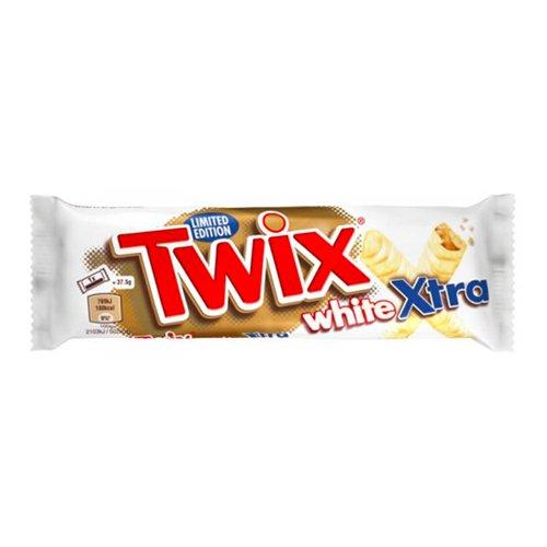 Twix White Xtra - 75 gram
