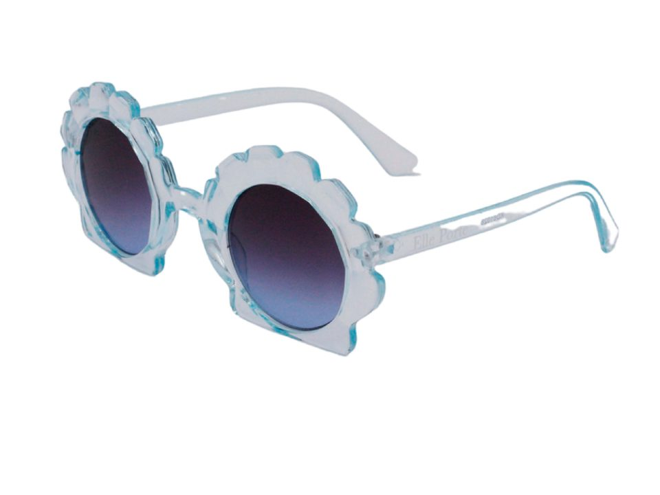 Elle Porte - Shelly Kids Sunglasses, Blue (39SHELLYBLUE)