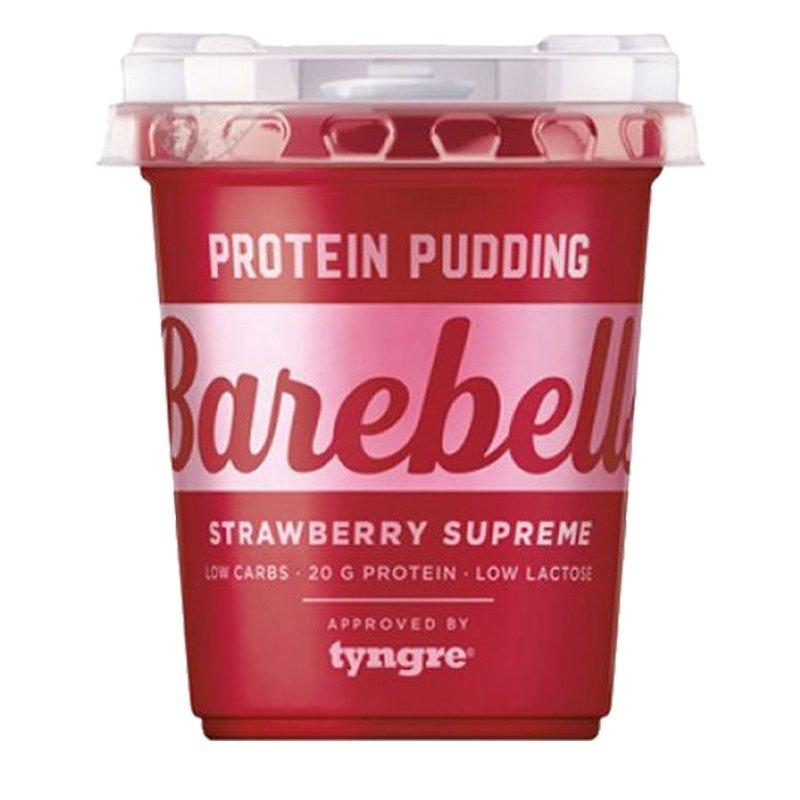 "Proteiinivanukas ""Strawberry Supreme"" 200g - 35% alennus"