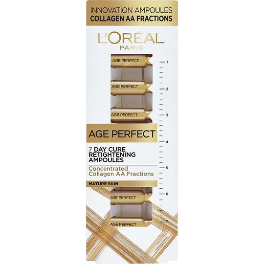 Age Perfect Retightening 7 Day Ampoules, 7 ml L'Oréal Paris Seerumi