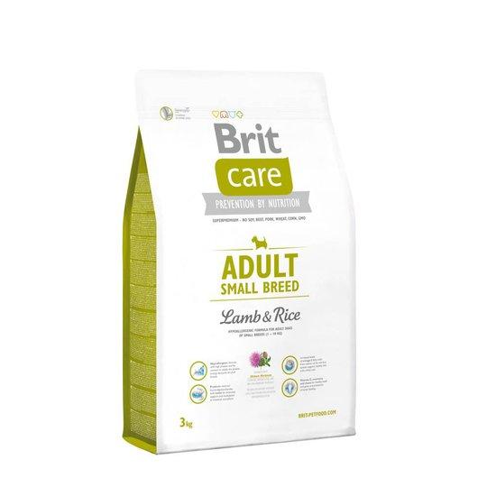 Brit Care Adult Small Lamb & Rice (7.5 kg)