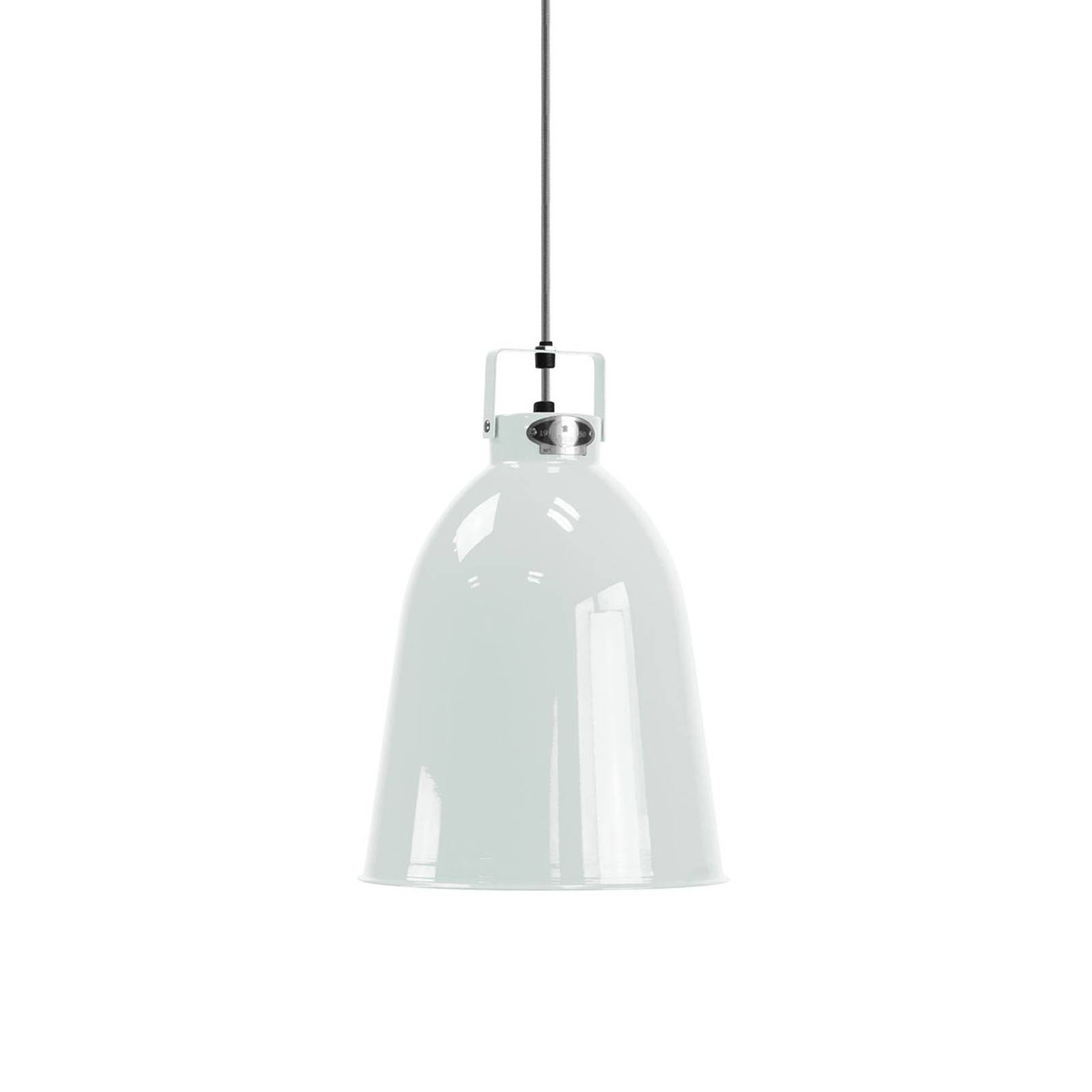 Jieldé Clément C240 -riippuvalo valkoinen Ø 24 cm