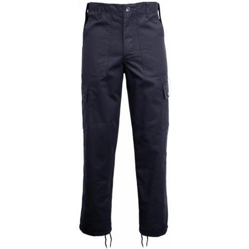 "Game Technical Apparel Men's Trouser Various Colours Cargo Trs - Navy 42"""