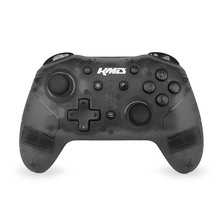 KMD Nintendo Switch Pro Wireless Controller Black