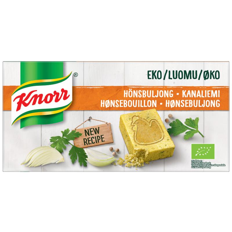 Eko Hönsbuljong 12-pack - 21% rabatt