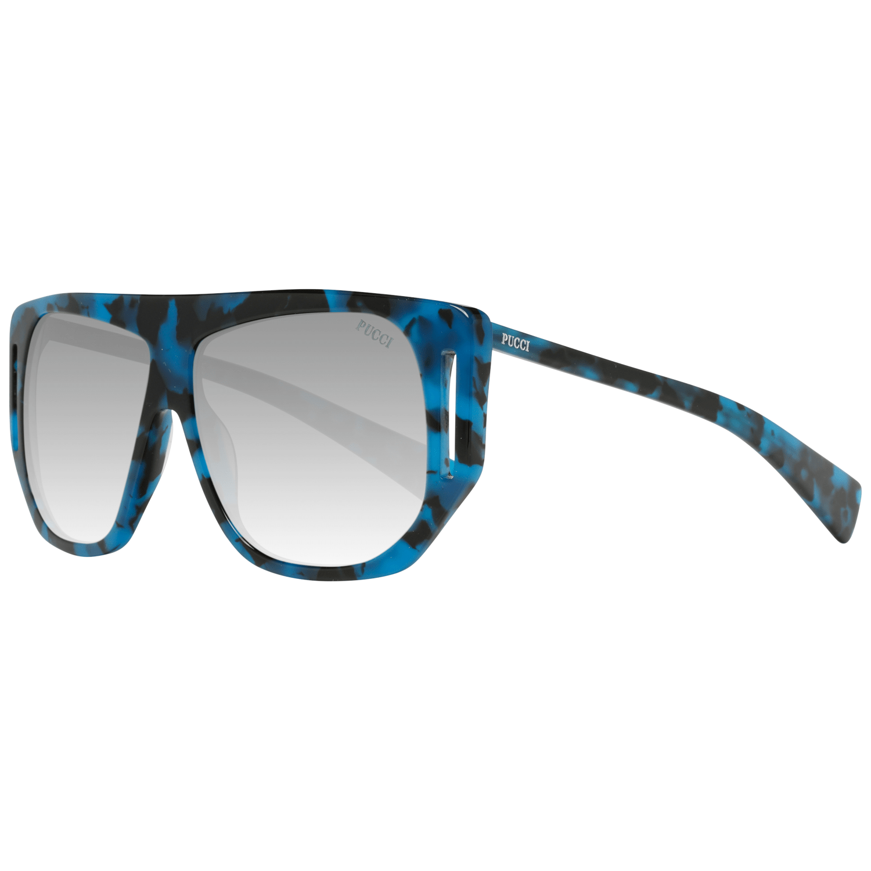 Emilio Pucci Women's Sunglasses Blue EP0077 5755B