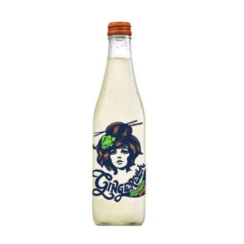 Ginger Ale Citrongräs - 64% rabatt
