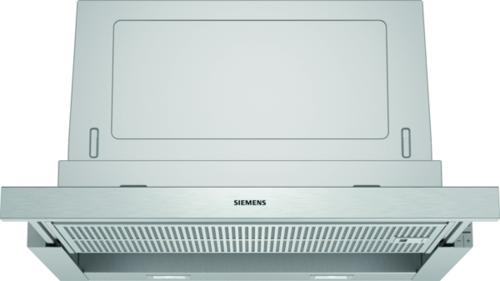 Siemens Li67sa531 Iq300 Inkl. Gribeliste Utdragbara Köksfläkt - Rostfritt Stål