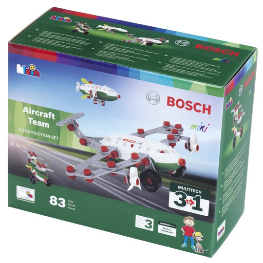 Bosch 3-in-1 Byggesett Fly