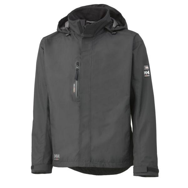 Helly Hansen Workwear Manchester Fleecejacka grå XS