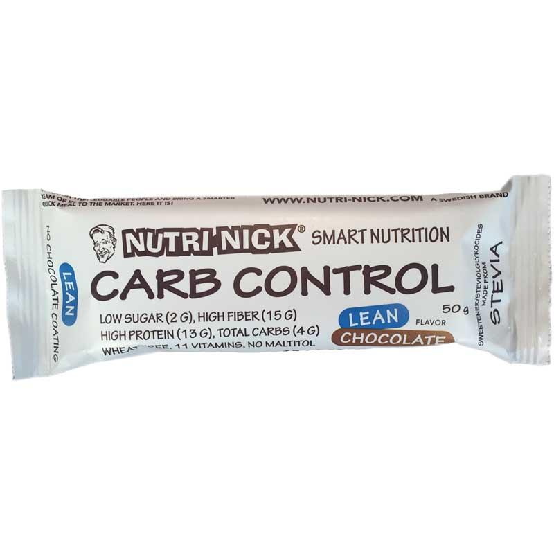Carb Control - Lean Chocolate - 78% rabatt
