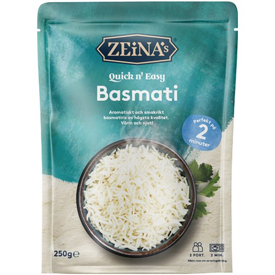 Basmatiris Quick n' Easy - 25% rabatt