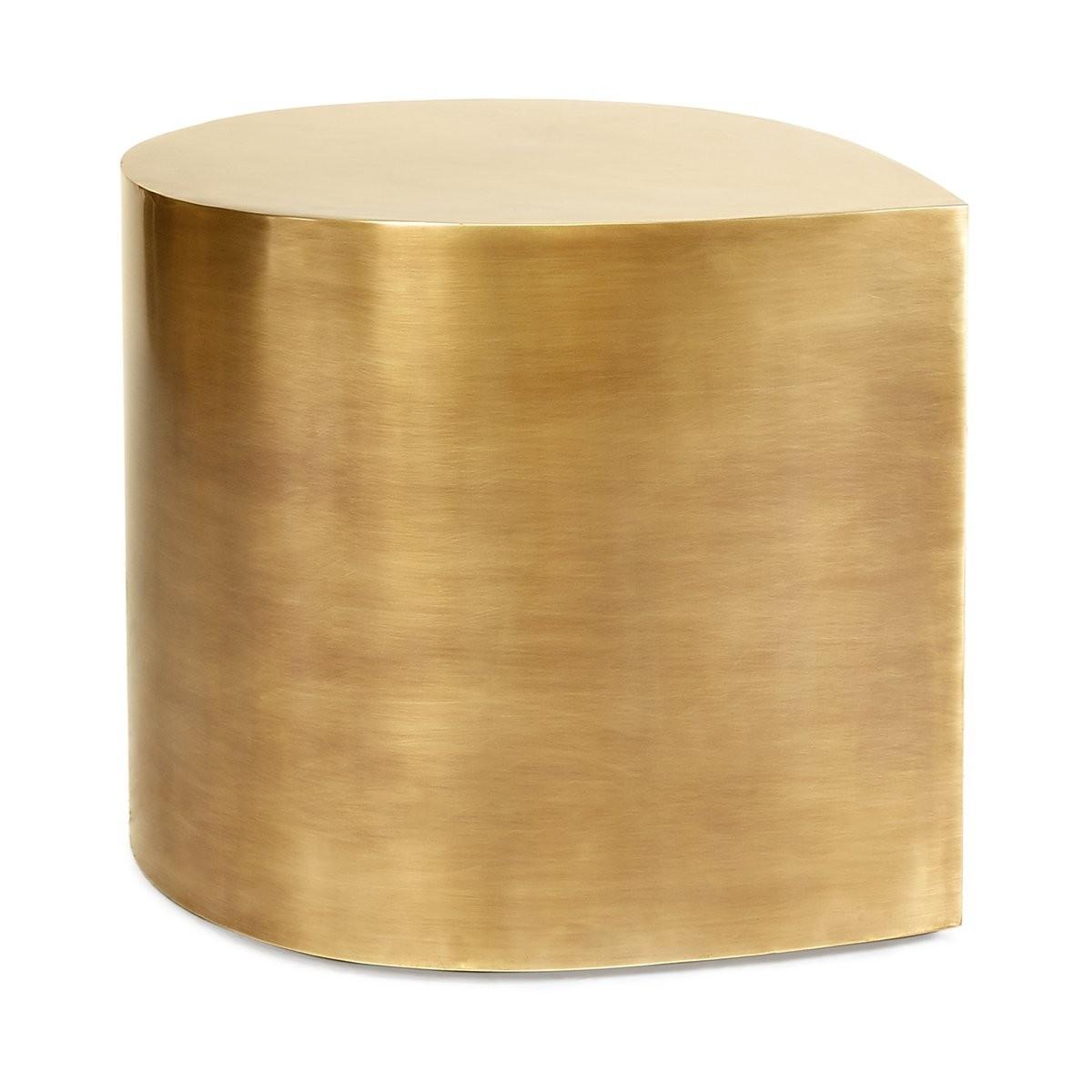 Jonathan Adler I Brass Teardrop Table