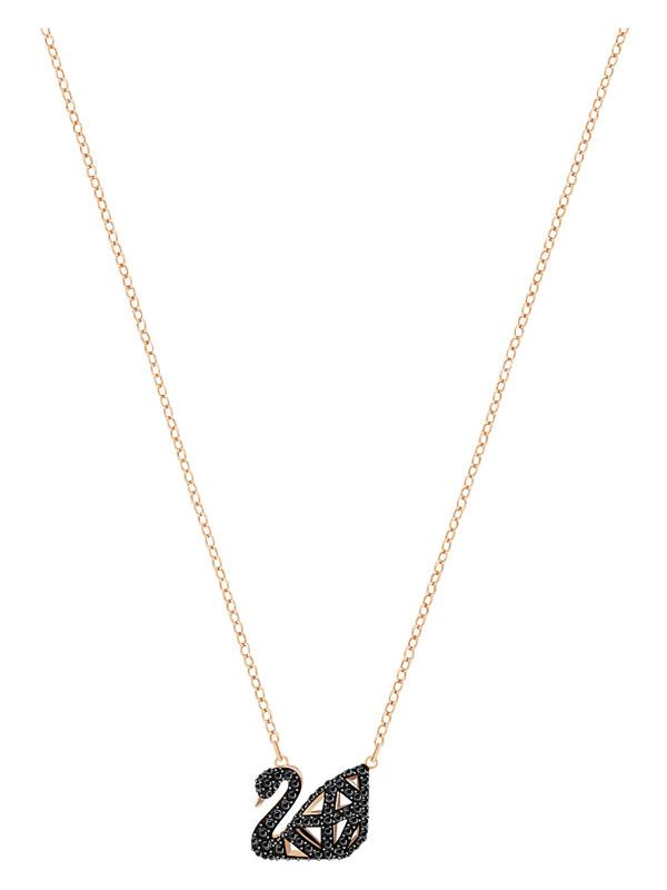 Swarovski Facet Swan Halsband 5281275