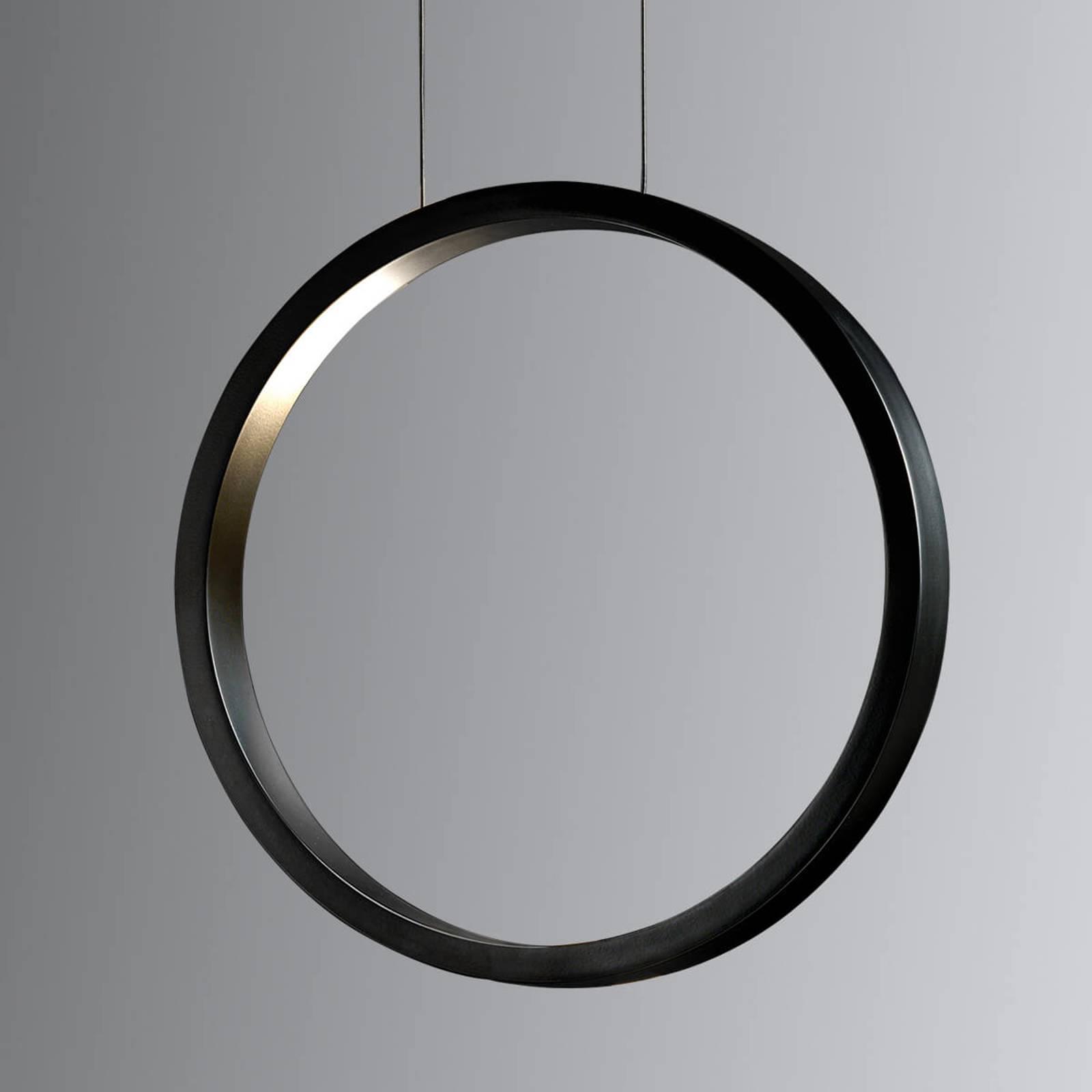 Cini&Nils Assolo - musta LED-riippuvalaisin 43 cm