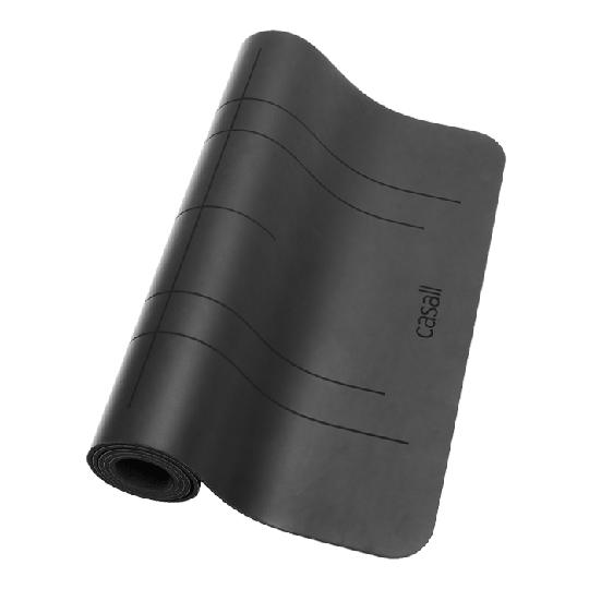 Yoga mat Grip & Cushion III 5mm, Black
