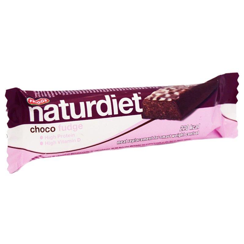 "Ateriapatukka ""Chocolate & Fudge"" 58g - 50% alennus"
