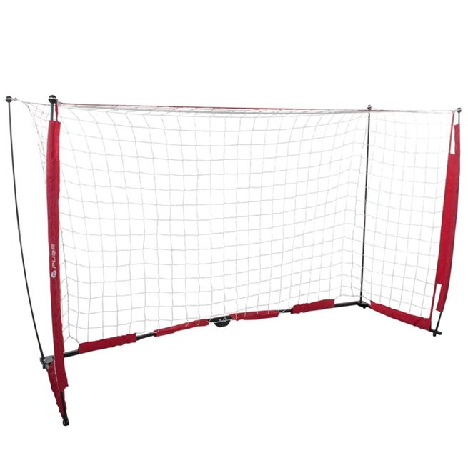 vidaXL Fotbollsmål 244x84x152 cm