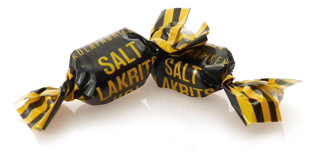 Kolafabrikens Salt Lakritskola 4kg