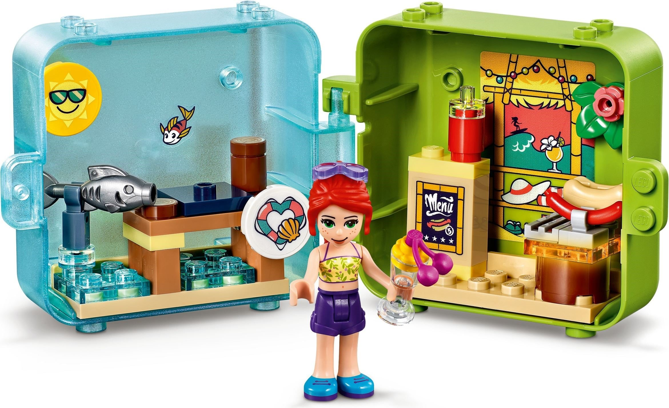 LEGO Friends - Mia's Summer Play Cube (41413)