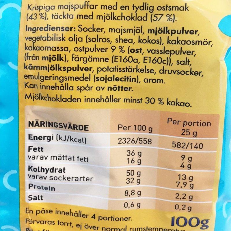 Choco Cheez 18-pack - 87% rabatt