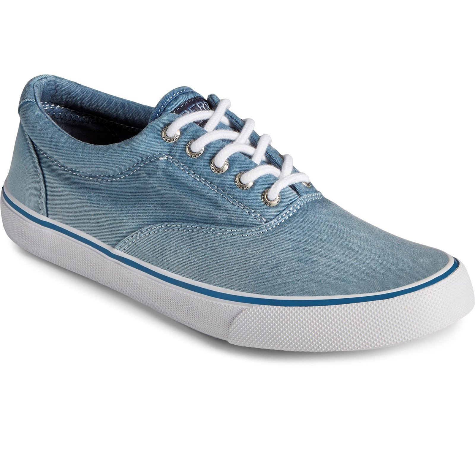 Sperry Men's Striper II CVO Ombre Lace Trainer Various Colours 32932 - Navy 7