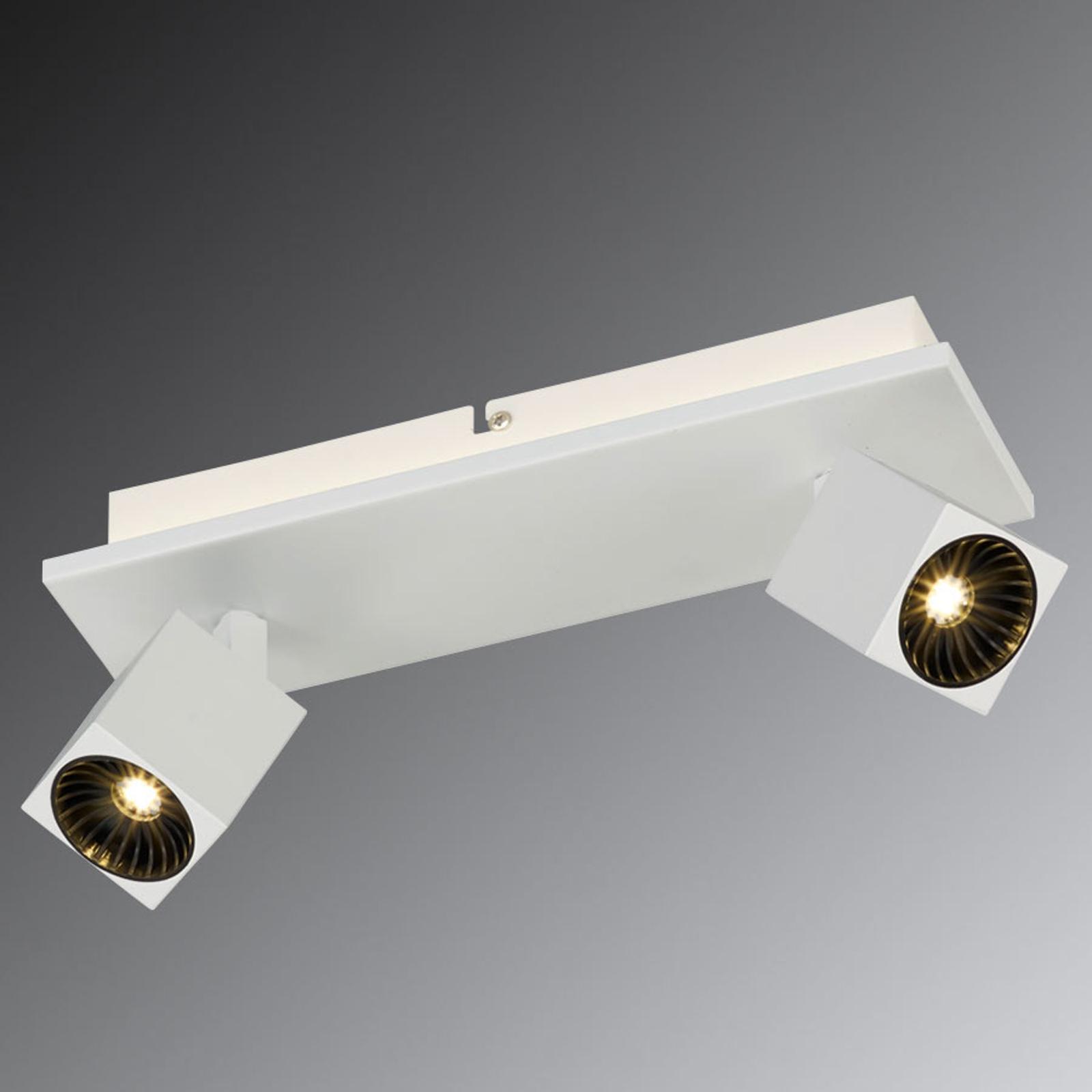 LED-kattovalaisin Cuba Osram-LEDeillä