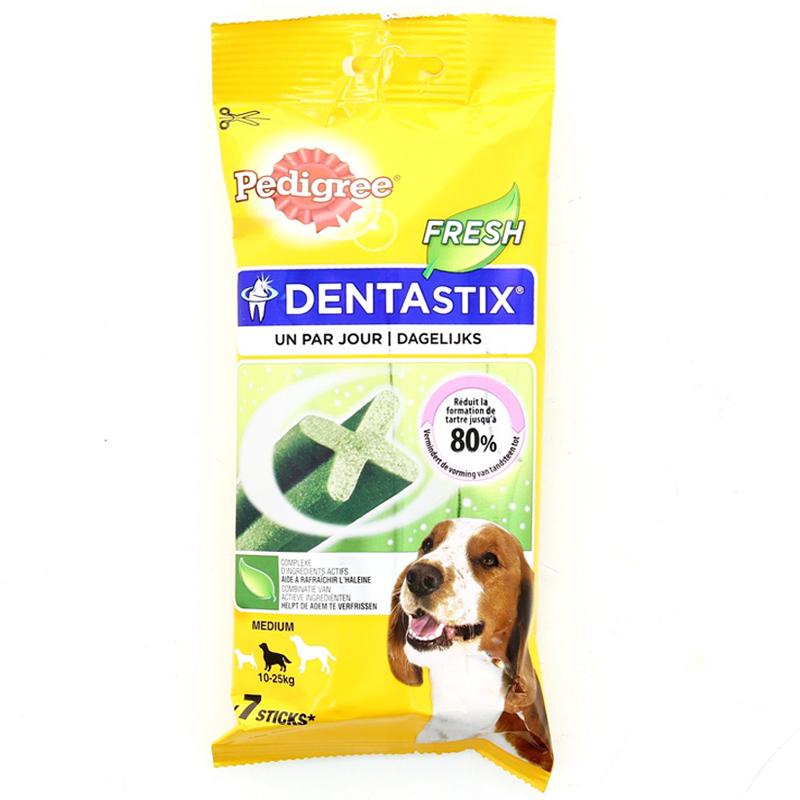"""Hundgodis """"Dentastix Medium"""" 180g - 46% rabatt"""