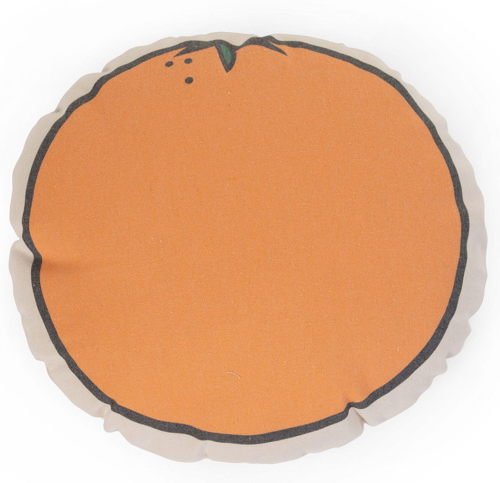 Childhome Koristetyyny Canvas, Orange
