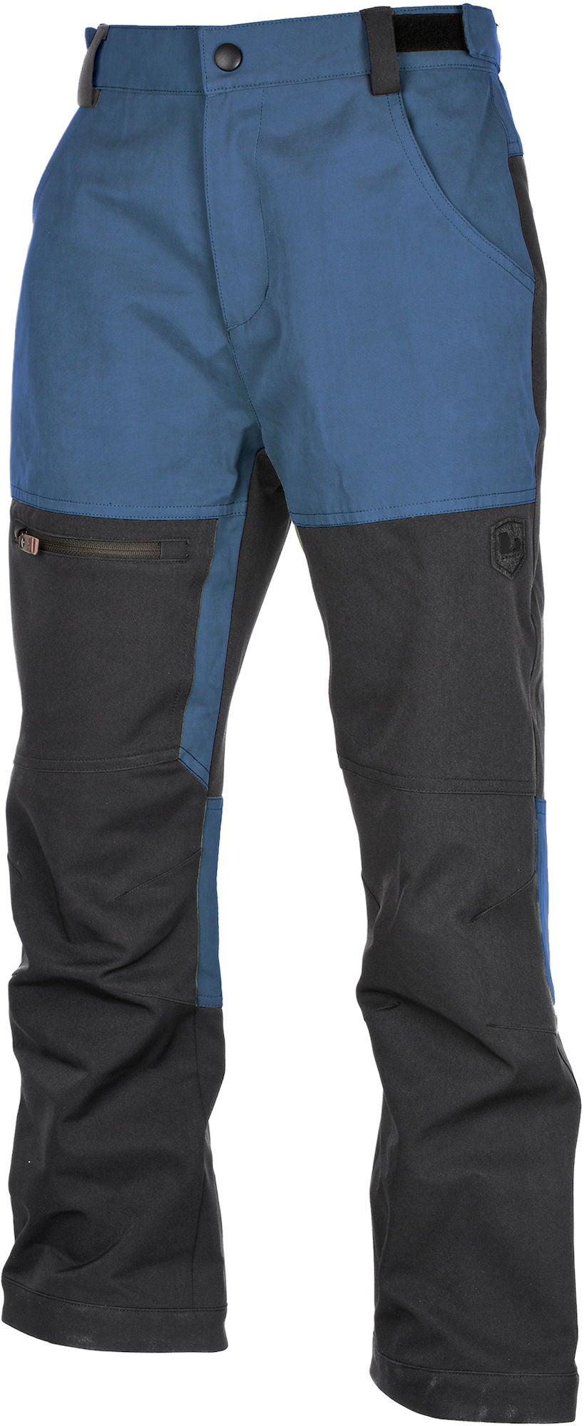 Lindberg Explorer Skalbyxa, Blue 100