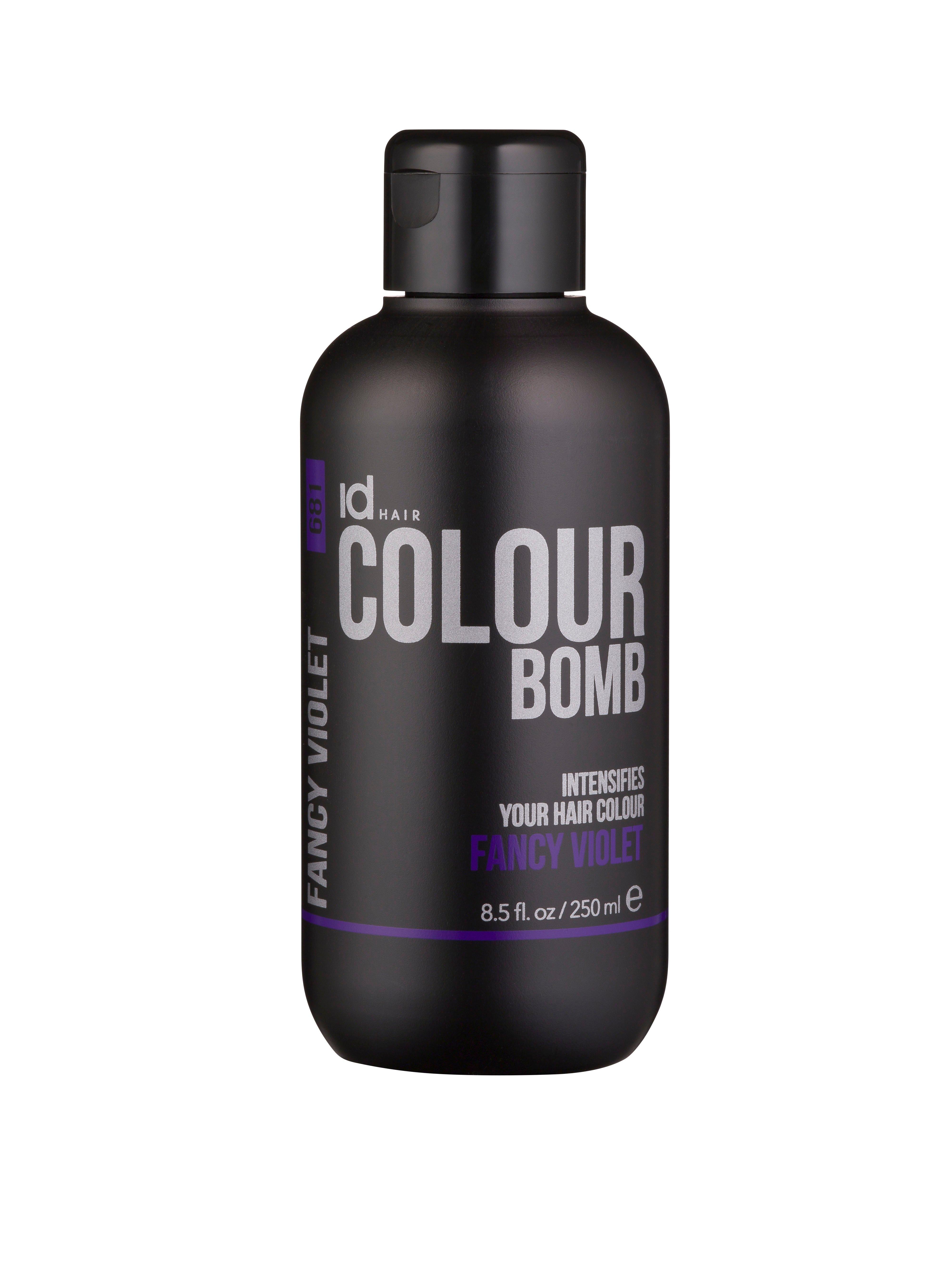 IdHAIR - Colour Bomb 250 ml - Fancy Violet