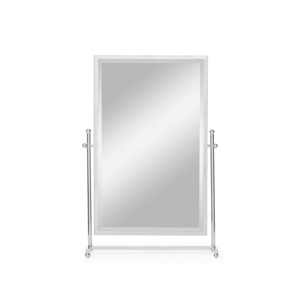 William Yeoward | Sandrine Tilt Dressing Mirror Nickel