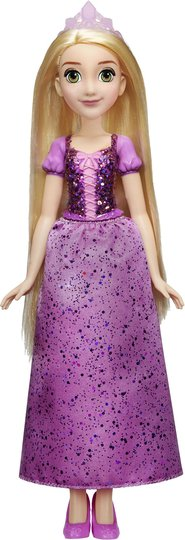 Disney Princess Royal Shimmer Dukke Rapunzel