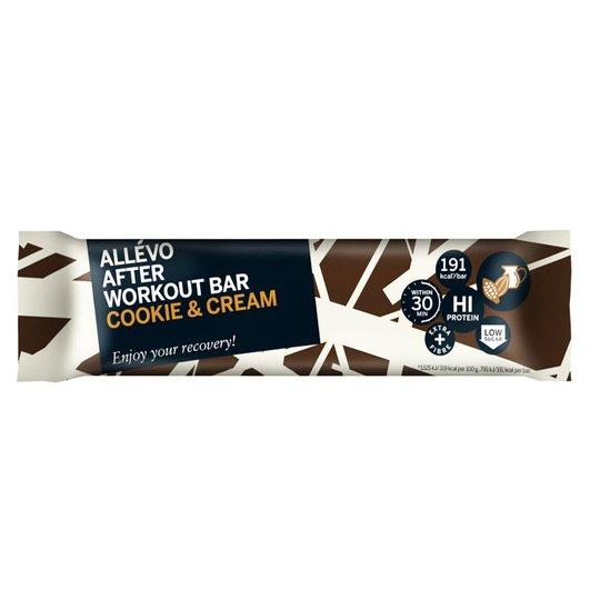 "Proteinbar ""Cookie & Cream"" 60g - 74% rabatt"