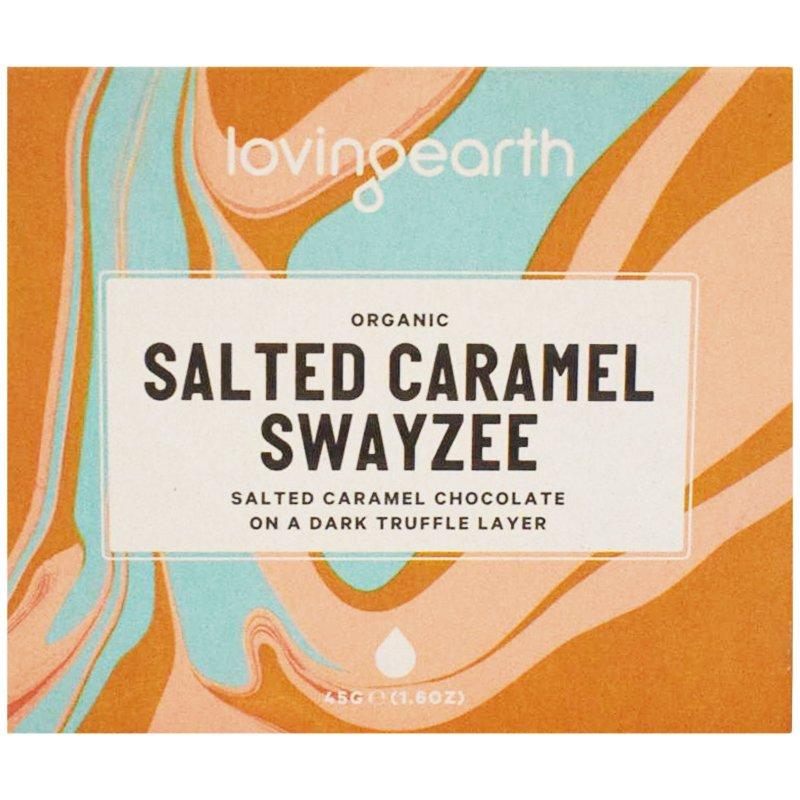 Eko Chokladkaka Salted Caramel Swayzee - 78% rabatt