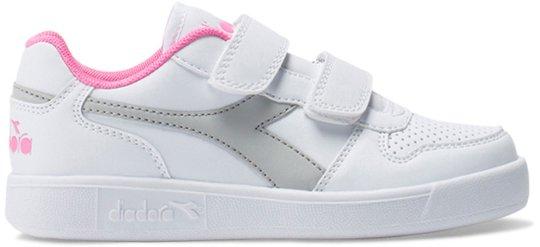 Diadora Playground PS Sneaker, Grey Alaska 30