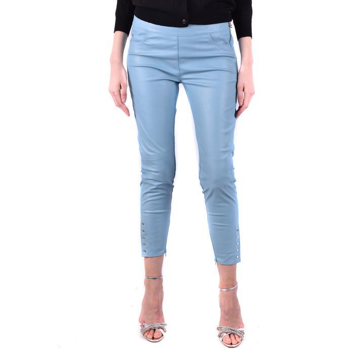 Elisabetta Franchi Women's Trouser Light Blue 222351 - light blue 42