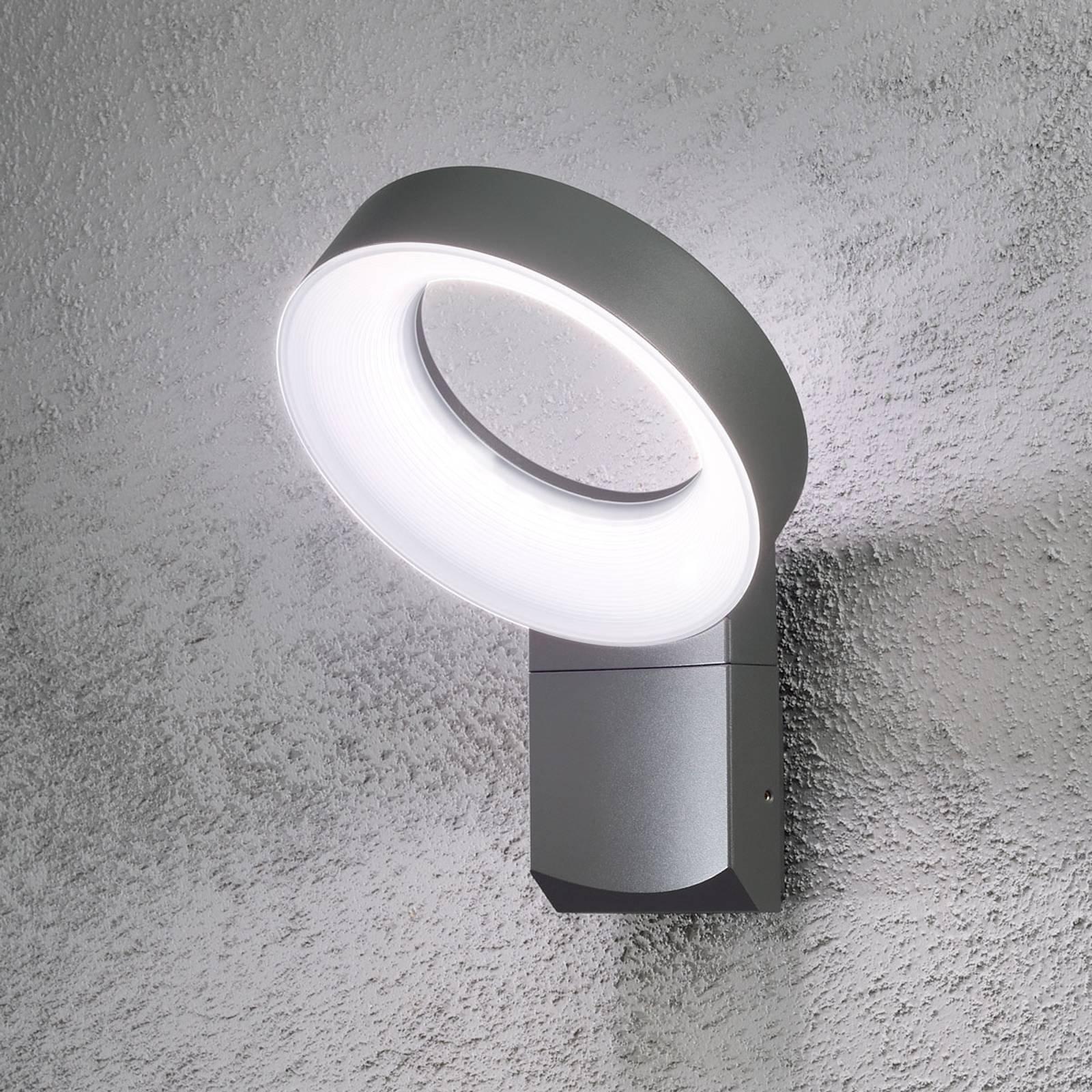 Asti utendørs LED-vegglampe