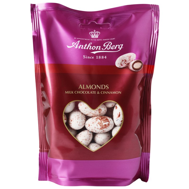 Mandlar Mjölkchoklad & Kanel - 33% rabatt