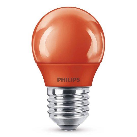 E27 P45 LED-pære 3,1 W, rød