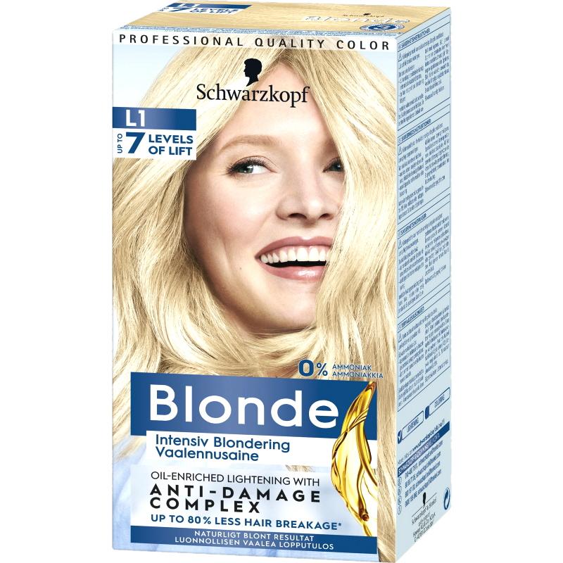 L1 Intensiv Blondering - 56% rabatt