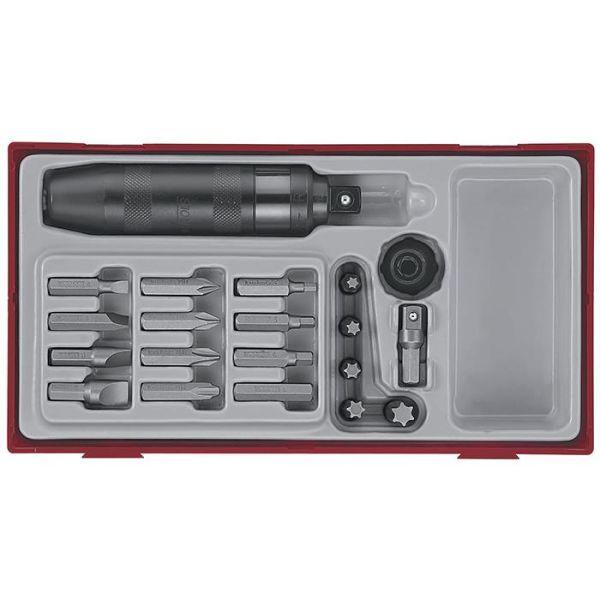Teng Tools TTID20 Slagskrutrekkersett 20 deler