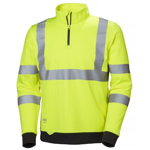 Helly Hansen Workwear Addvis Neulepaita huomiotakki, keltainen XS